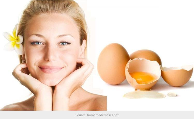 10 uses of eggs in skin and hair care, take care of skin and hair in a natural way at home