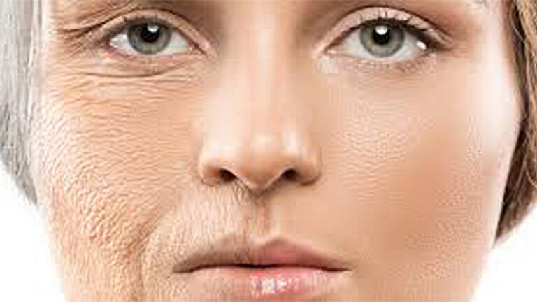 wrinkle skin care at immature or young age