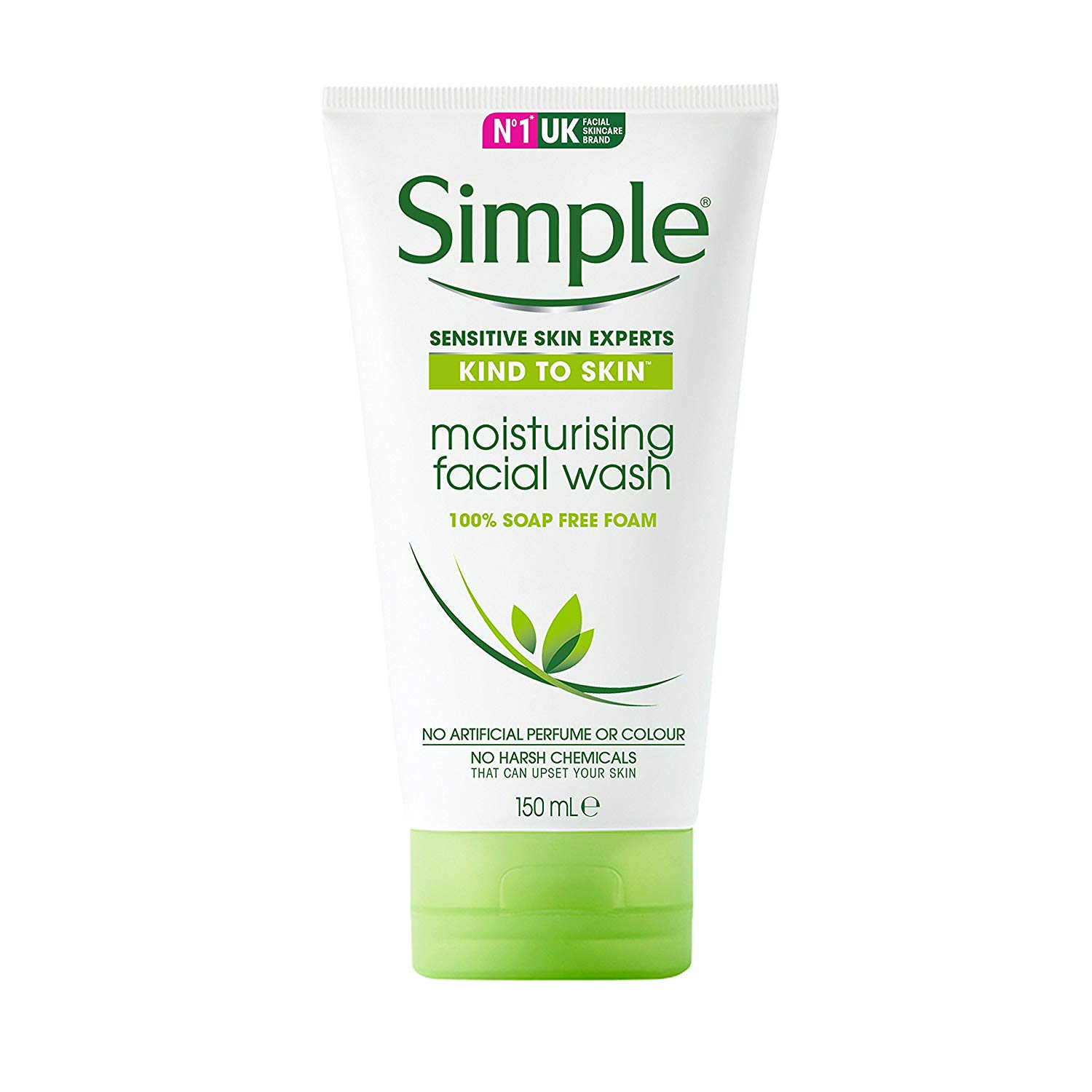 Simple Kind To Skin Moisturising Facial Wash in carnesia