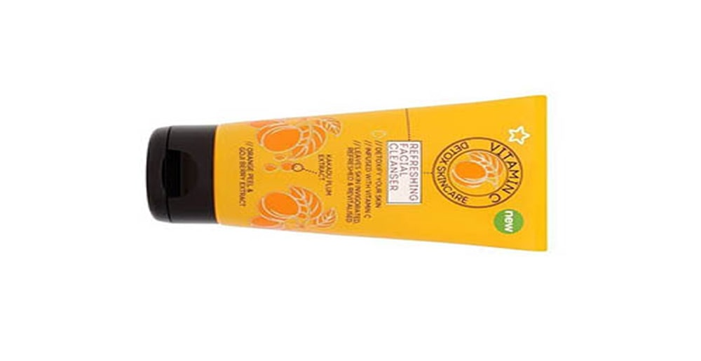 Superdrug Vitamin C Facial Cleanser 150ml in Bangladesh